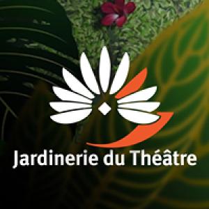 Logo de la jardinerie du théatre