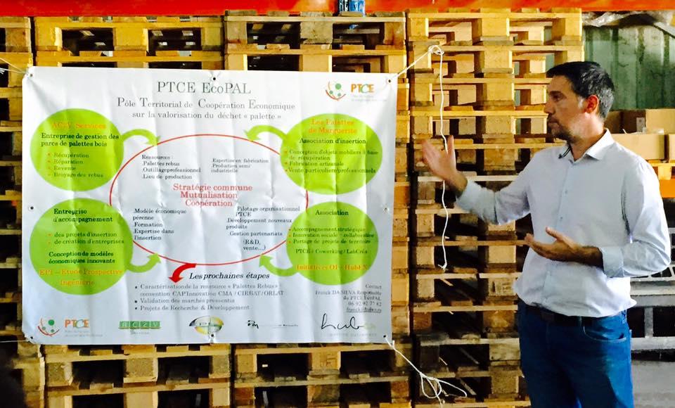 Démarche PTCE EcoPAL