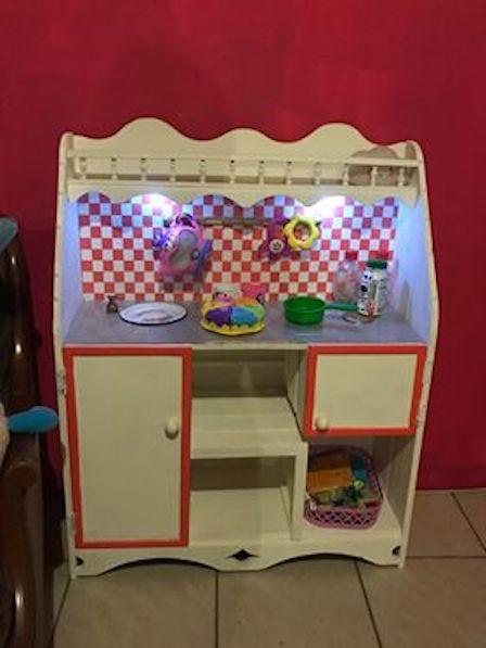 meuble de cuisine pour enfants