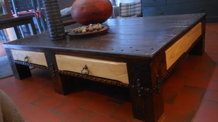 table basse green