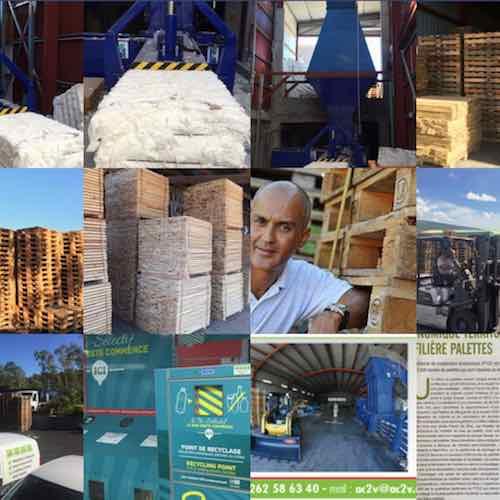 AC2V - Vente machines recyclage et valorisation