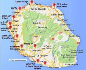 Carte des revendeurs EcoPAL