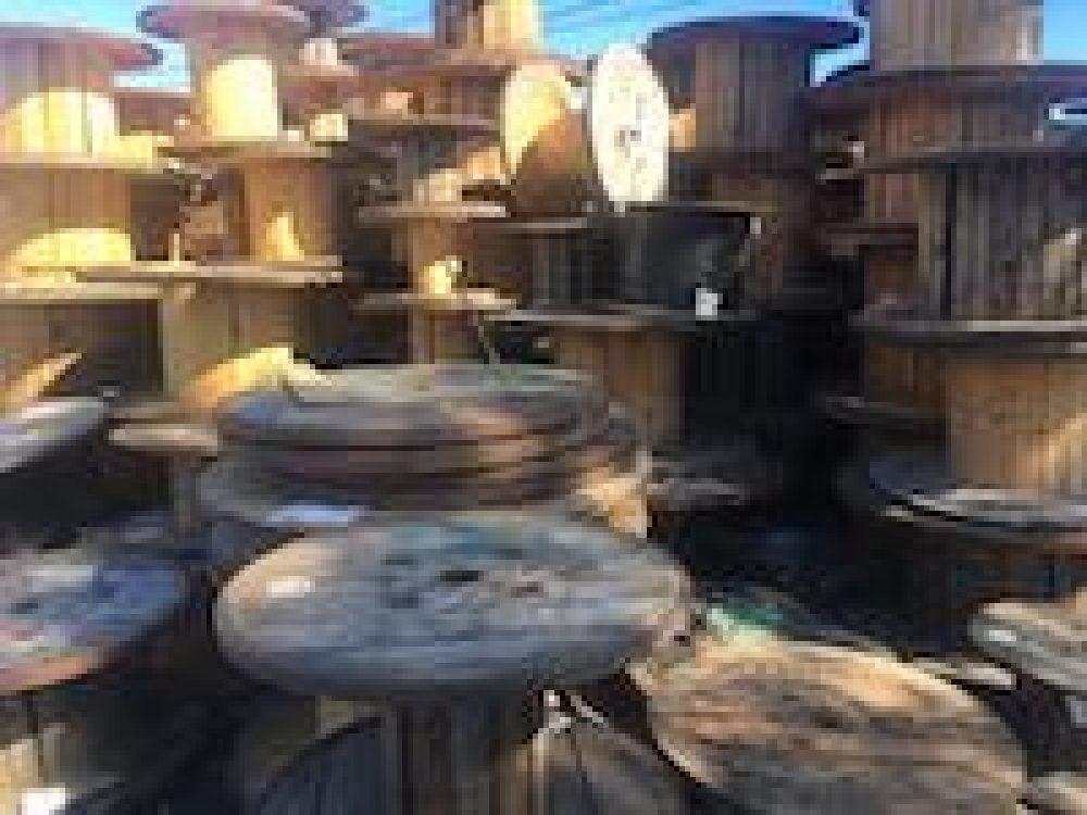 Touret en bois